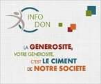 La générosité, votre générosité, ciment de notre société – Campagne pouvoir de don 2012 ( communiqué de presse)