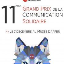 Ouverture des inscriptions au Grand Prix de la Communication Solidaire