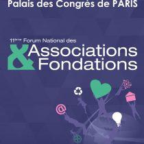 Retrouvez France générosités au Forum National des Associations et des Fondations – 19 octobre