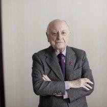 Décès de Pierre Bergé, Président du Sidaction