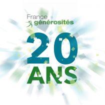 Les 20 ans de France générosités