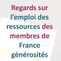 Regards sur l'emploi des ressources de nos membres – Nov. 2018