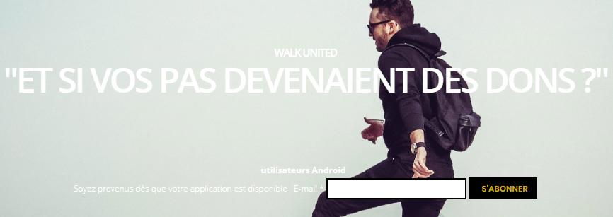 walk united