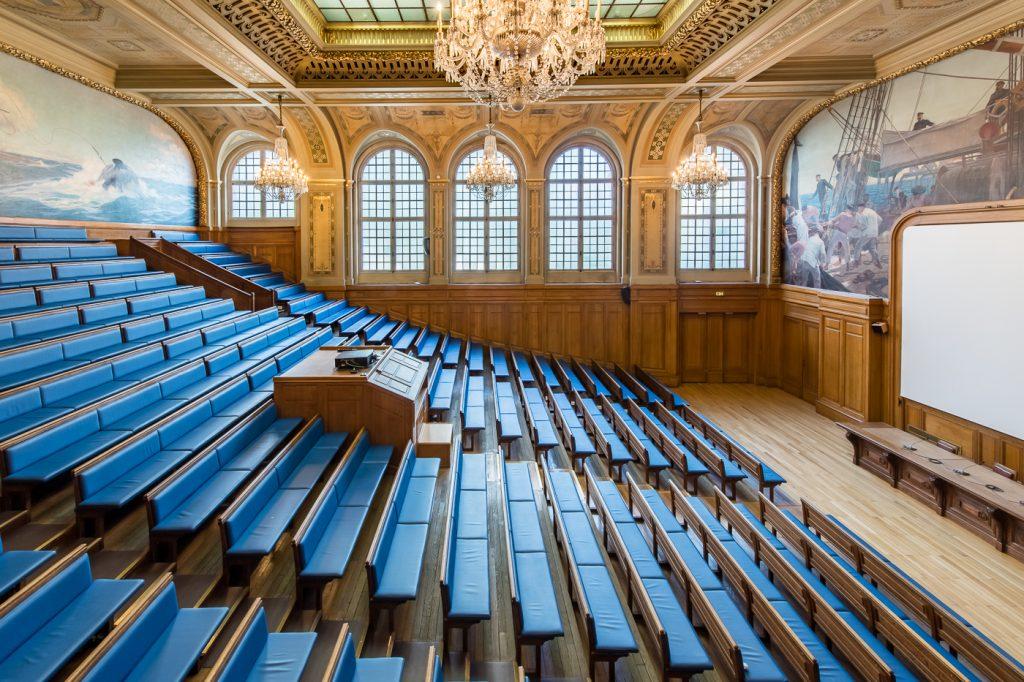 Grand amphithéâtre3 - Copyright Yves Malenfer