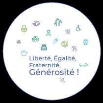 """Étude """"Liberté, Égalité, Fraternité, Générosité !"""""""